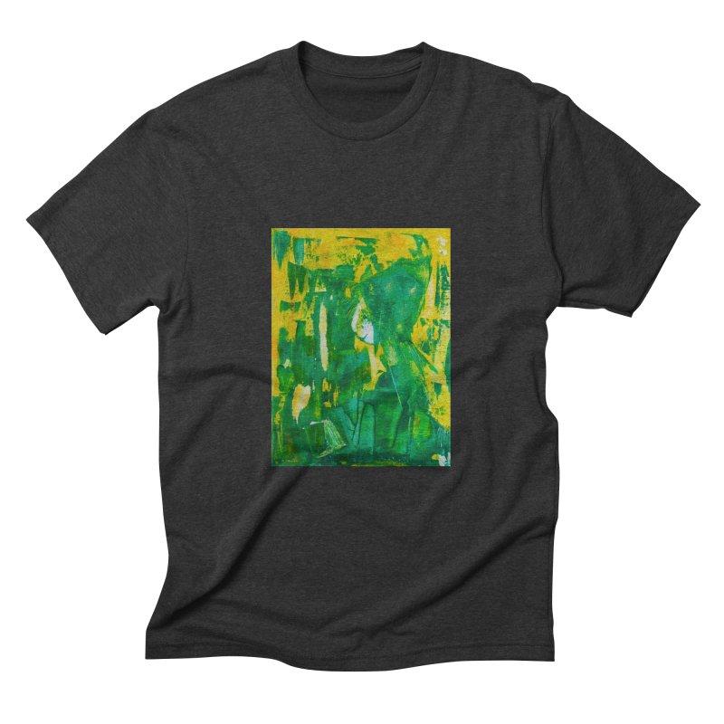 Lady Elf Men's Triblend T-Shirt by Luskay Art Shop