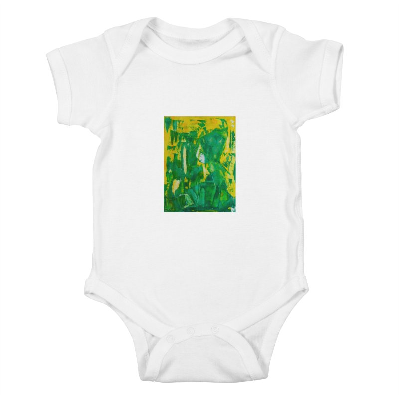 Lady Elf Kids Baby Bodysuit by Luskay Art Shop