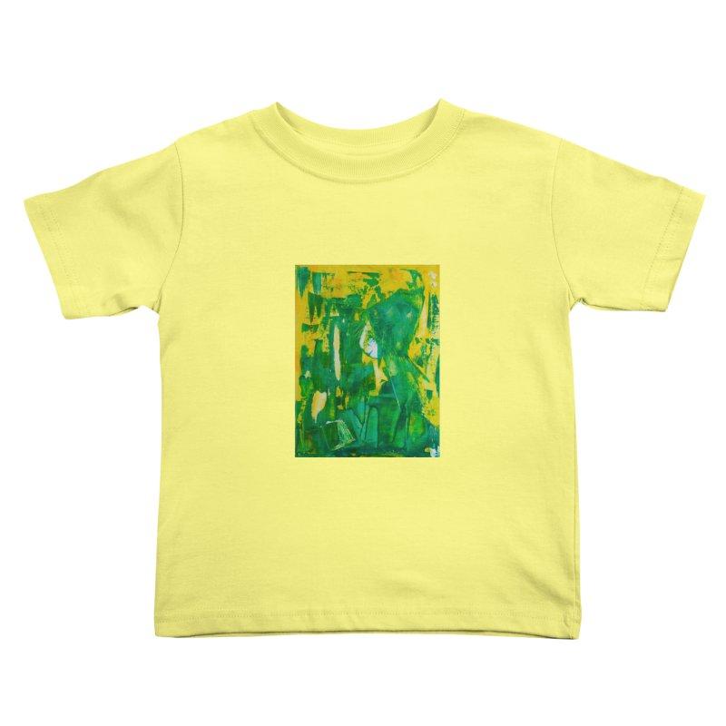 Lady Elf Kids Toddler T-Shirt by Luskay Art Shop