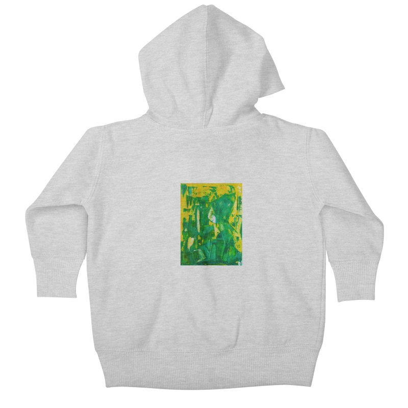 Lady Elf Kids Baby Zip-Up Hoody by Luskay Art Shop