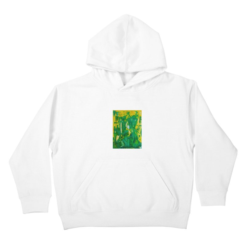 Lady Elf Kids Pullover Hoody by Luskay Art Shop