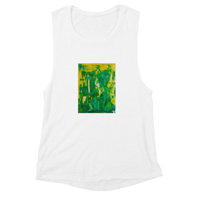 Lady Elf Women's Muscle Tank by Luskay Art Shop
