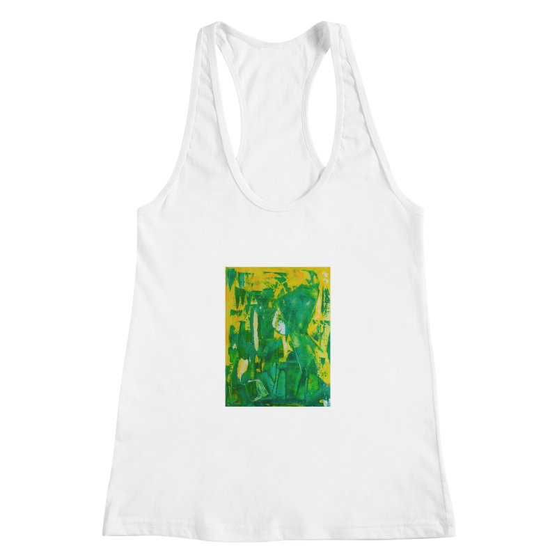 Lady Elf Women's Racerback Tank by Luskay Art Shop
