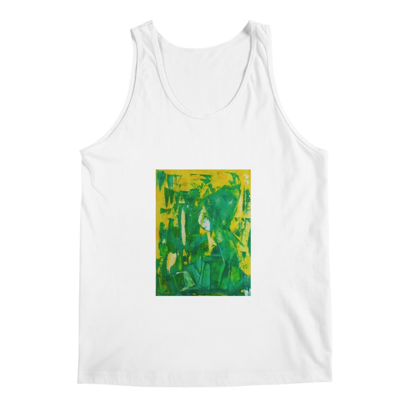 Lady Elf Men's Tank by Luskay Art Shop