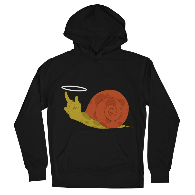 SLOW ROCK Men's Pullover Hoody by luwes's Artist Shop