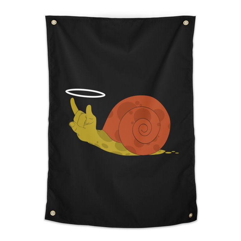 SLOW ROCK Home Tapestry by luwes's Artist Shop