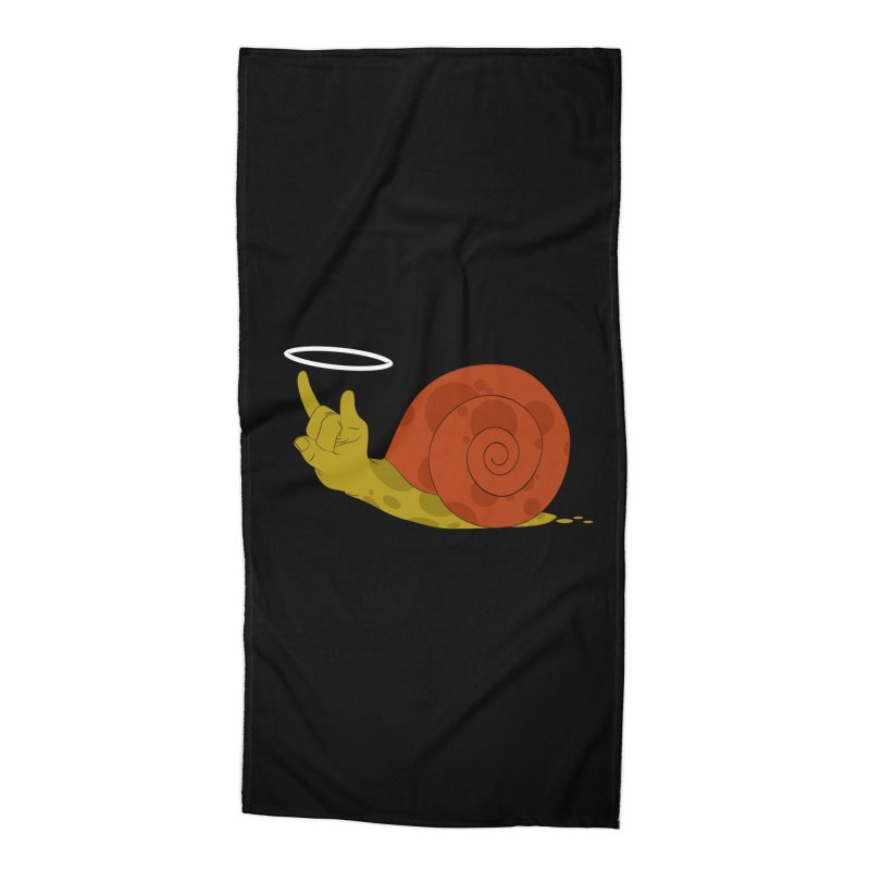 SLOW ROCK Accessories Beach Towel by luwes's Artist Shop