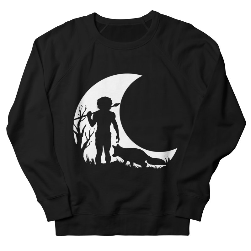 Half moon Men's Sweatshirt by luwes's Artist Shop
