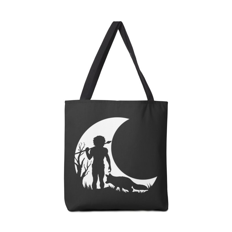 Half moon Accessories Bag by luwes's Artist Shop