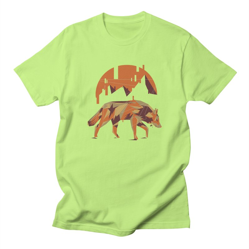 BEHIND THE CUBE Women's Unisex T-Shirt by luwes's Artist Shop