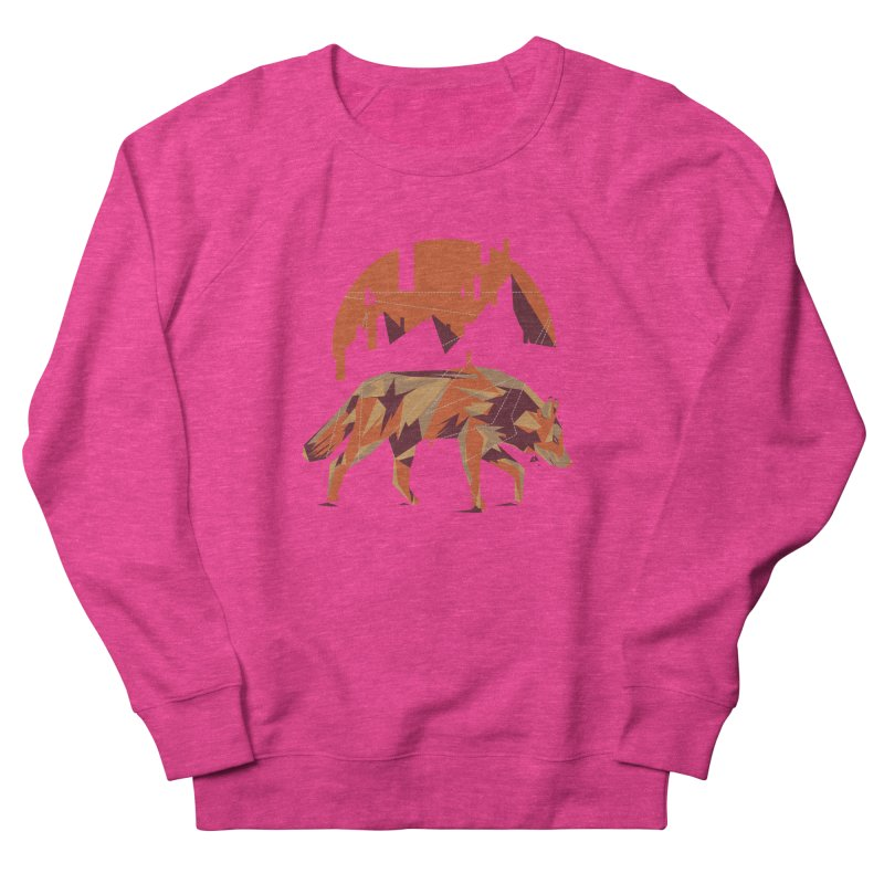 BEHIND THE CUBE Women's Sweatshirt by luwes's Artist Shop