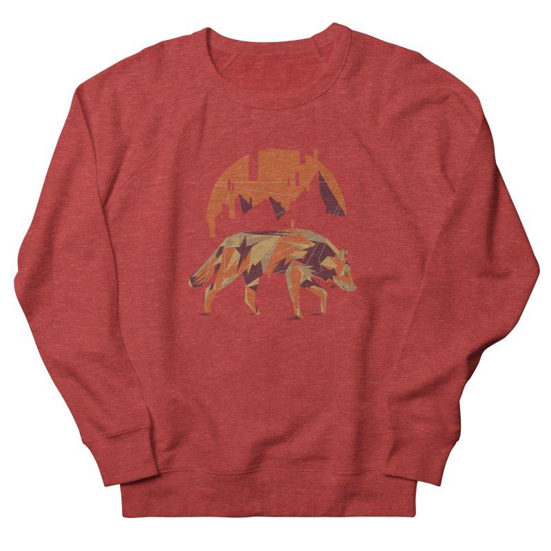 BEHIND THE CUBE Men's Sweatshirt by luwes's Artist Shop