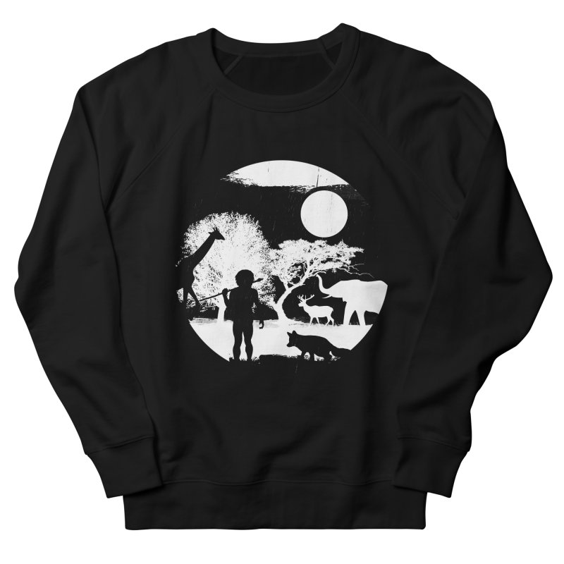 NIGHT JOB Men's Sweatshirt by luwes's Artist Shop