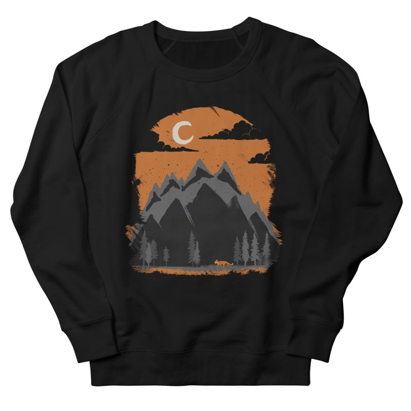 hunting Men's Sweatshirt by luwes's Artist Shop