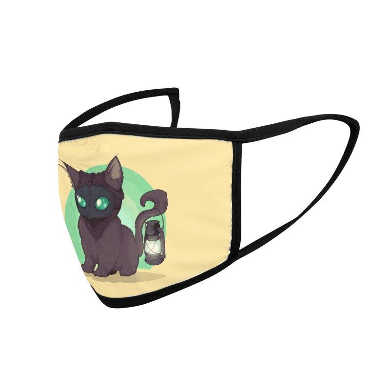 Plague Kitten Accessories Face Mask by lvbart's Artist Shop