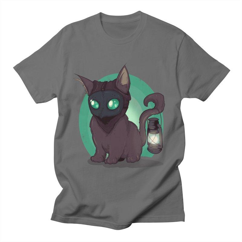 Plague Kitten Men's T-Shirt by lvbart's Artist Shop