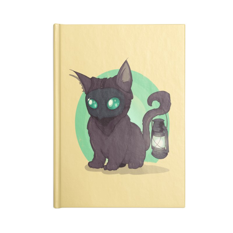 Plague Kitten Accessories Notebook by lvbart's Artist Shop