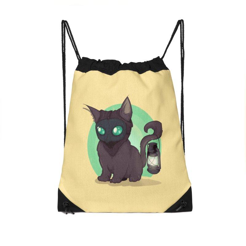 Plague Kitten Accessories Bag by lvbart's Artist Shop