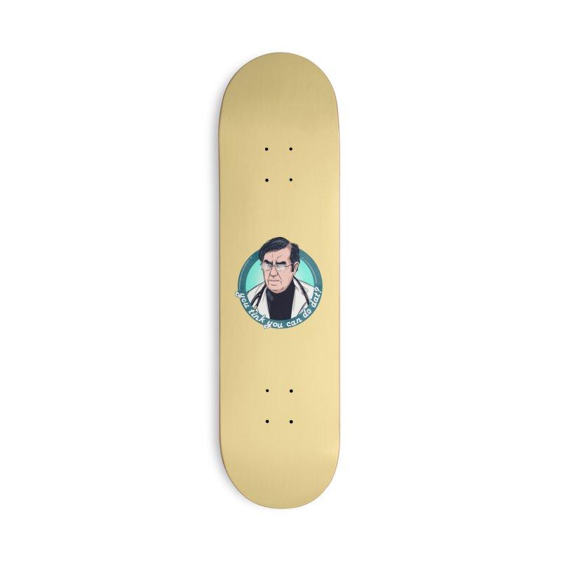 Motivation Now Accessories Skateboard by lvbart's Artist Shop