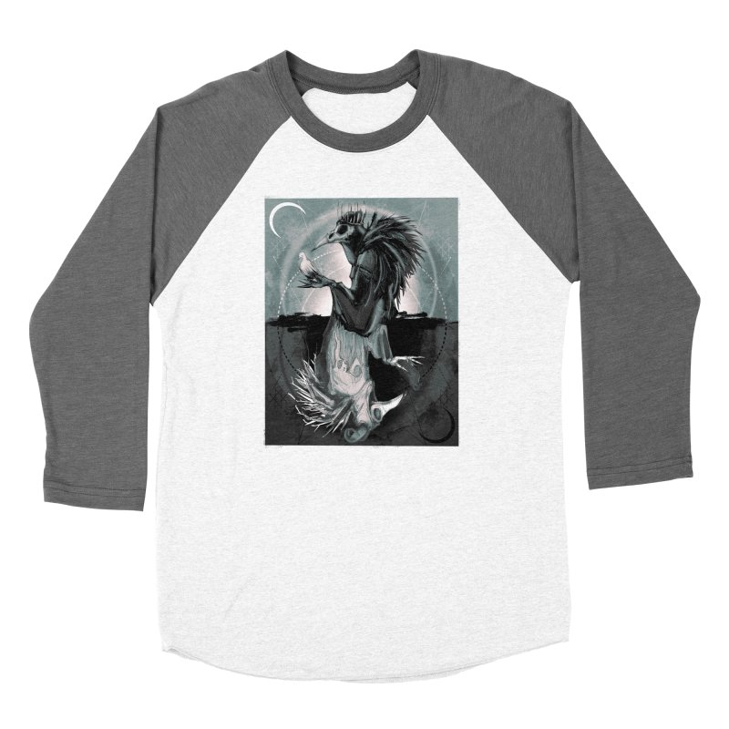 As Above So Below II Women's Longsleeve T-Shirt by lvbart's Artist Shop