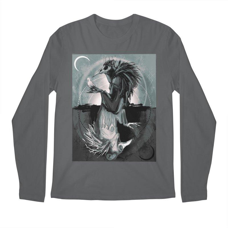 As Above So Below II Men's Longsleeve T-Shirt by lvbart's Artist Shop