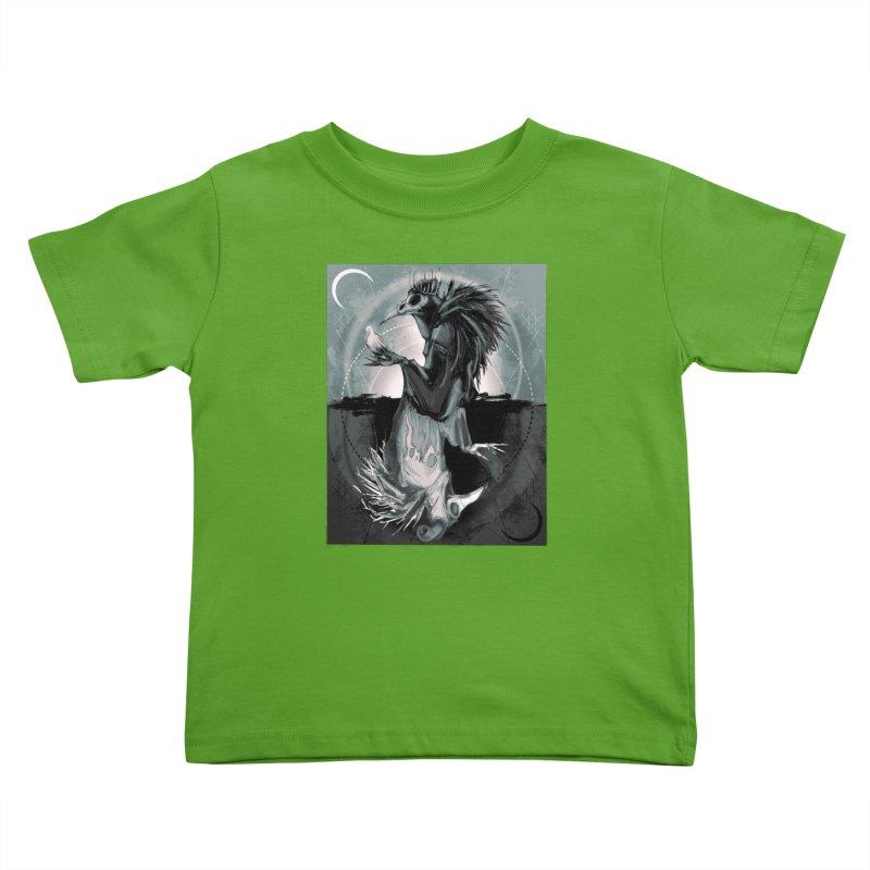 As Above So Below II Kids Toddler T-Shirt by lvbart's Artist Shop