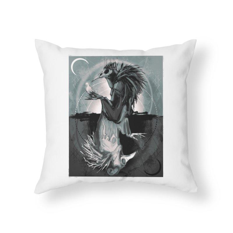 As Above So Below II Home Throw Pillow by lvbart's Artist Shop
