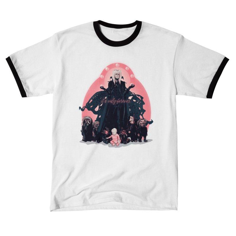 It's Only Forever Men's T-Shirt by lvbart's Artist Shop