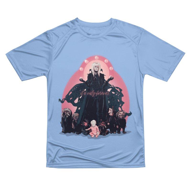 It's Only Forever Women's T-Shirt by lvbart's Artist Shop
