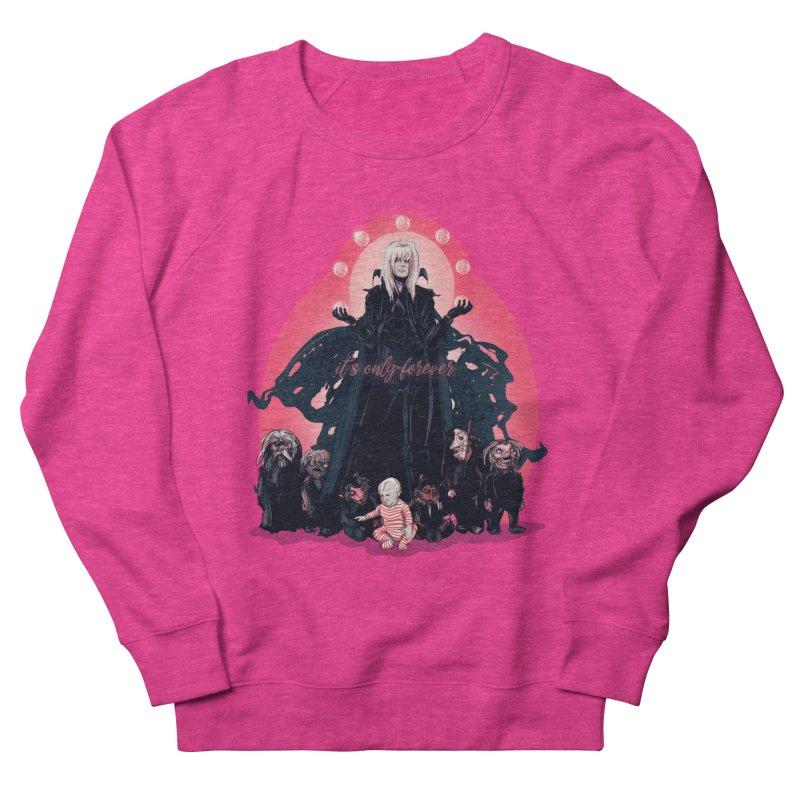 It's Only Forever Men's Sweatshirt by lvbart's Artist Shop