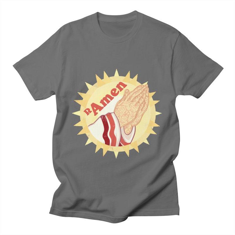 Ramen Men's T-Shirt by lvbart's Artist Shop