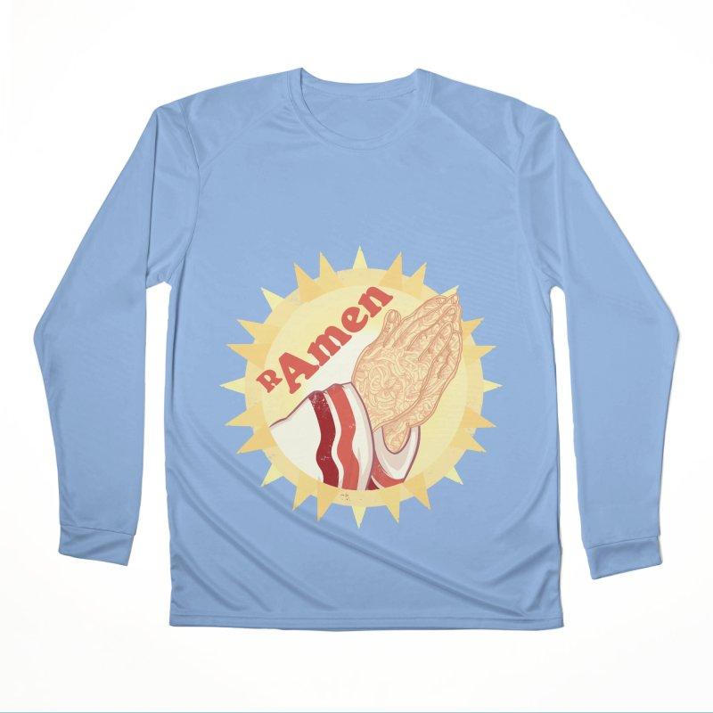 Ramen Men's Longsleeve T-Shirt by lvbart's Artist Shop