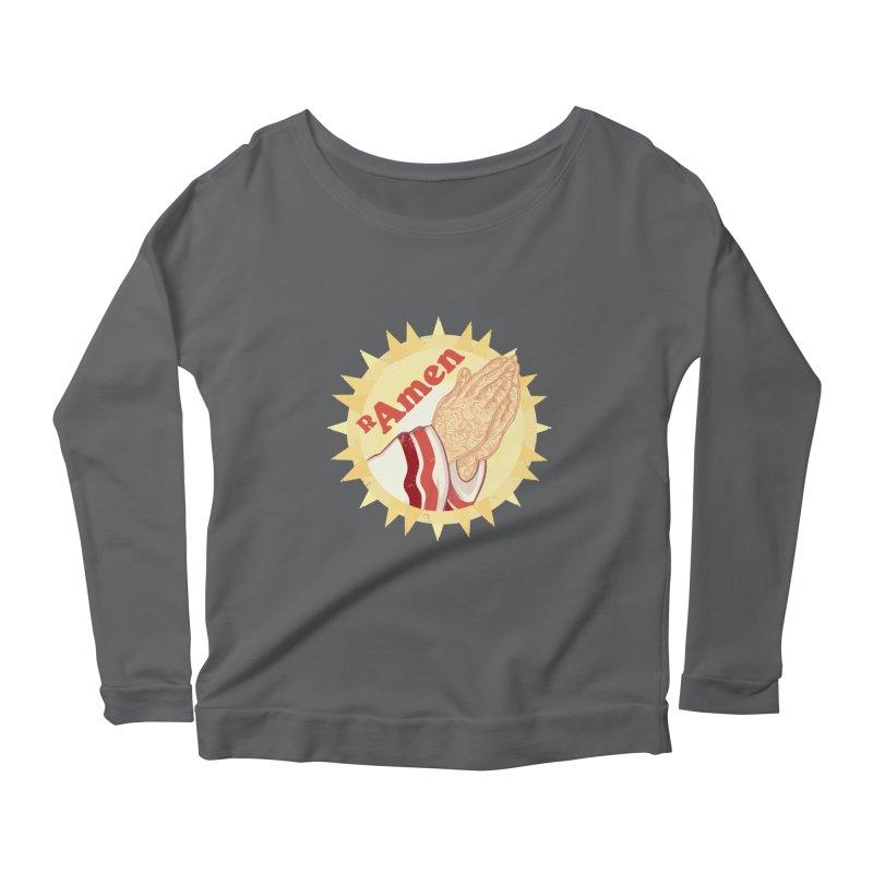 Ramen Women's Longsleeve T-Shirt by lvbart's Artist Shop