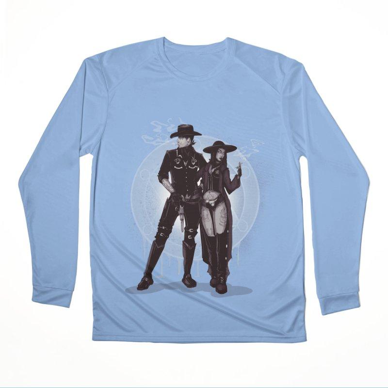 Outlaw Heart Men's Longsleeve T-Shirt by lvbart's Artist Shop