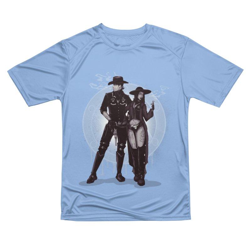 Outlaw Heart Women's T-Shirt by lvbart's Artist Shop