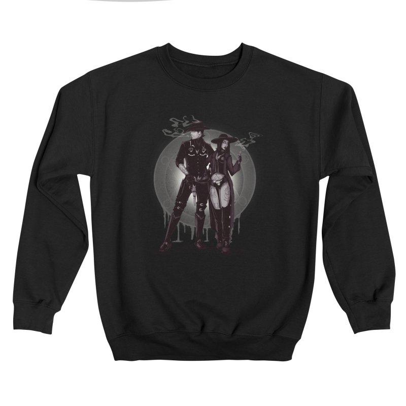 Outlaw Heart Men's Sweatshirt by lvbart's Artist Shop
