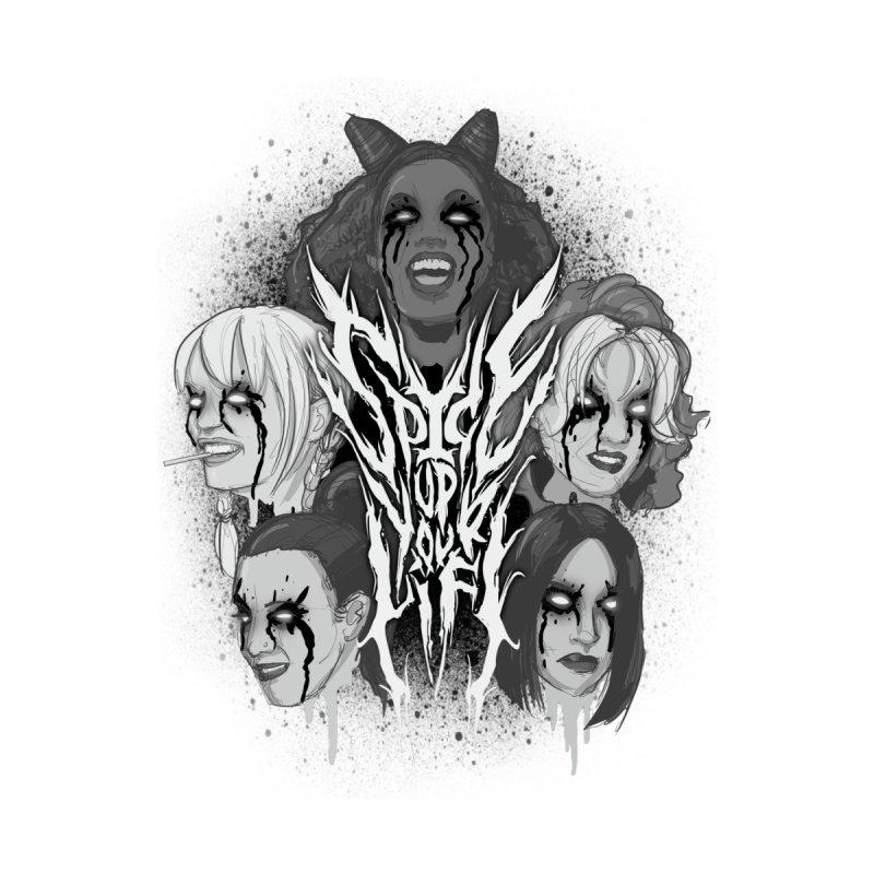 Spice Goths Men's T-Shirt by lvbart's Artist Shop
