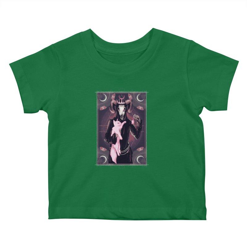 Two of Mice Kids Baby T-Shirt by lvbart's Artist Shop