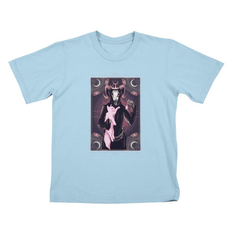 Two of Mice Kids T-Shirt by lvbart's Artist Shop