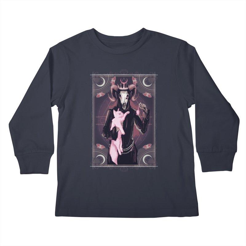 Two of Mice Kids Longsleeve T-Shirt by lvbart's Artist Shop