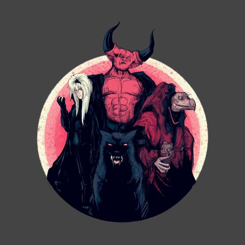 80s Nightmares Men's T-Shirt by lvbart's Artist Shop
