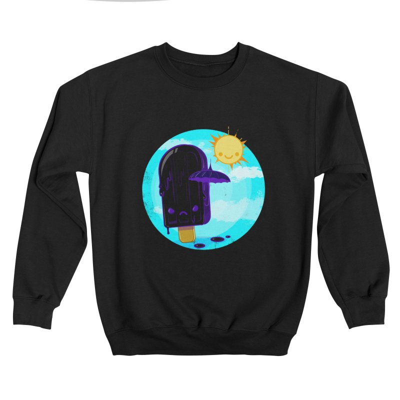 Gothsicle Men's Sweatshirt by lvbart's Artist Shop