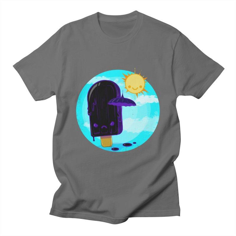 Gothsicle Men's T-Shirt by lvbart's Artist Shop