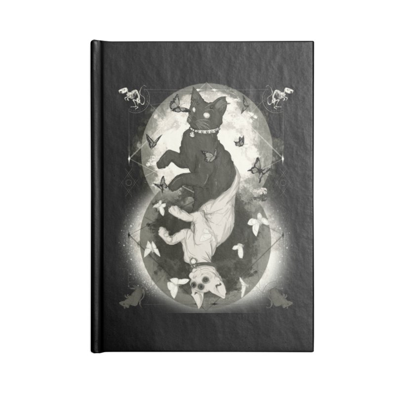 As Above So Below IV Accessories Notebook by lvbart's Artist Shop