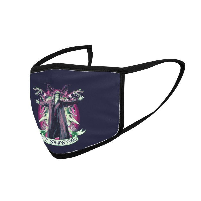 It's Showtime Accessories Face Mask by lvbart's Artist Shop
