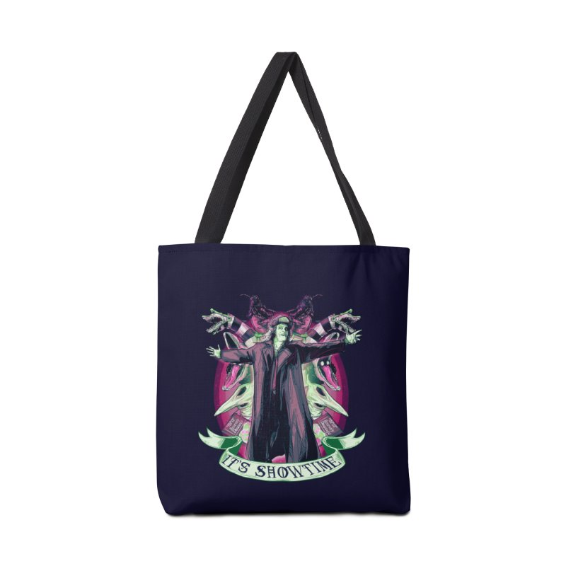 It's Showtime Accessories Bag by lvbart's Artist Shop