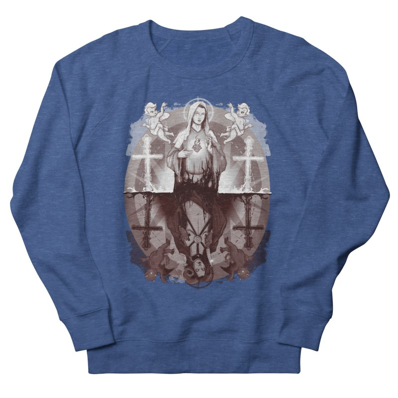 As Above So Below III Men's Sweatshirt by lvbart's Artist Shop