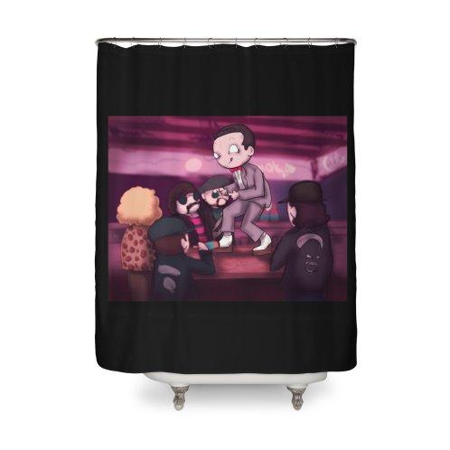 Shop Lvbart On Threadless Home Shower Curtain