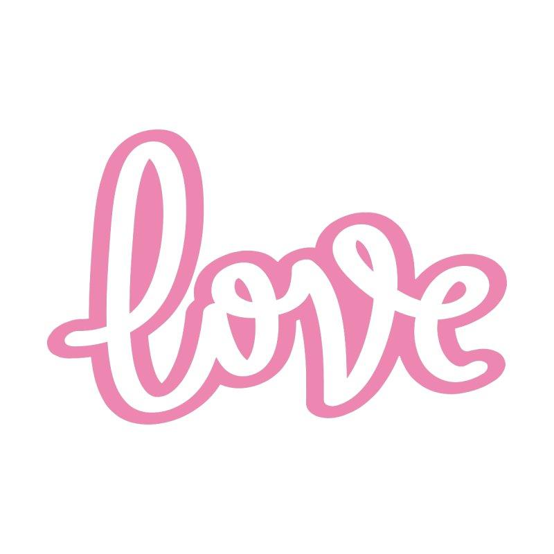 Love in Pink by LVS360 Artist Shop
