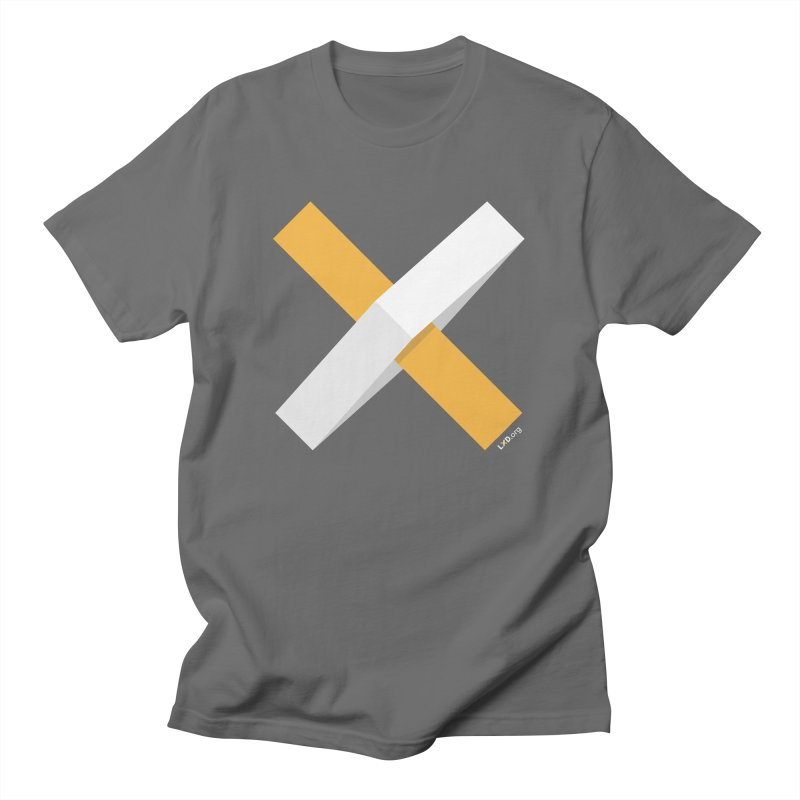 X Marks the Spot Men's T-Shirt by Learning Experience Design Shop